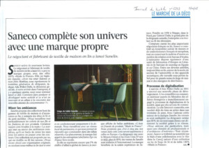 Journal du textile n°2393 du 9 octobre 2018