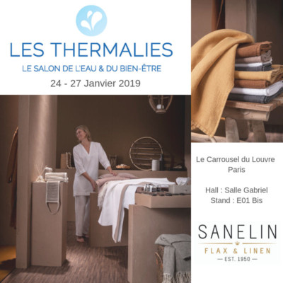 Thermalies exhibition 2019 welcomes SANELIN